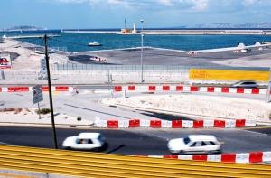 Hafenumbau in Marseille 2002 © Michael Kneffel