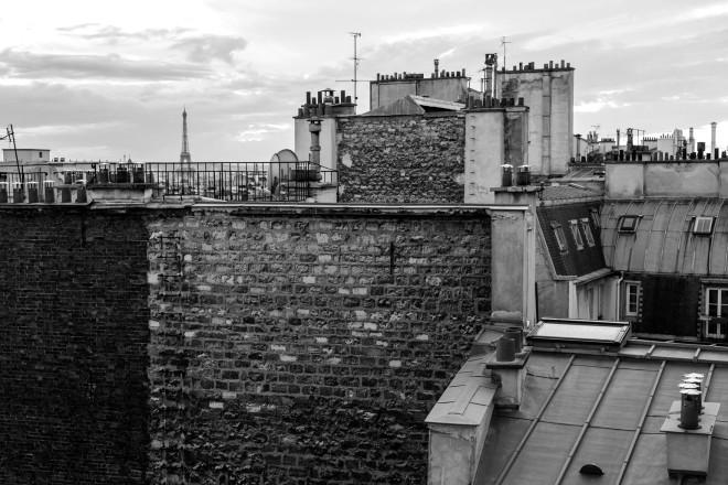 Dächer am Montmartre © Michael Kneffel