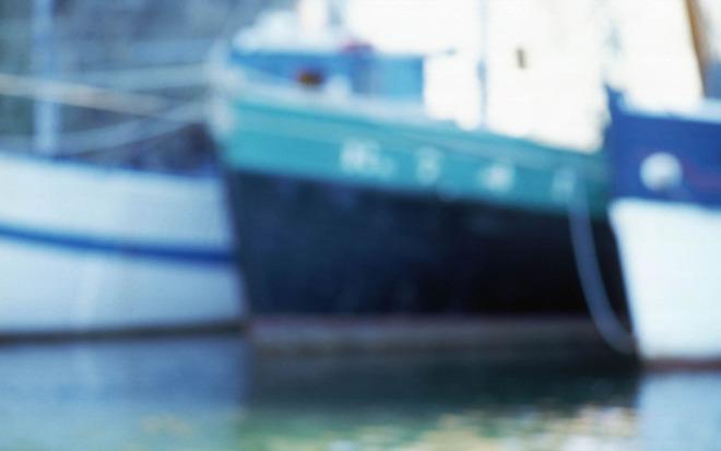 Segelschiffe im Hafen von Douarnenez © Michael Kneffel