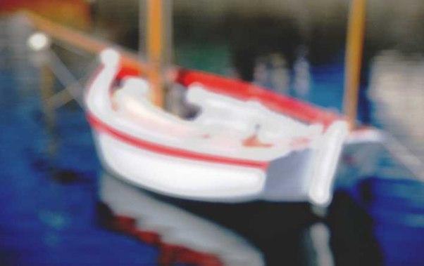 altes Segelboot in Douarnenez © Michael Kneffel