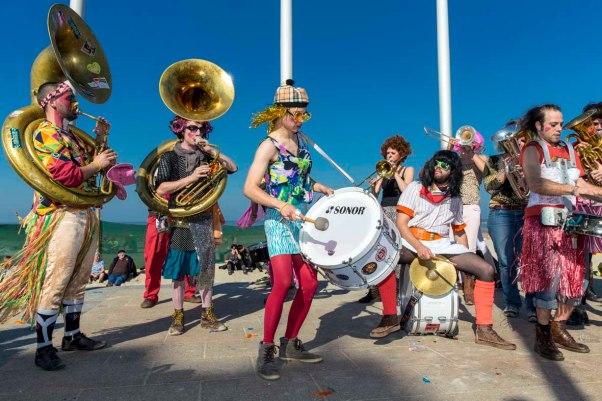 Karneval in Dünkirchen © Michael Kneffel