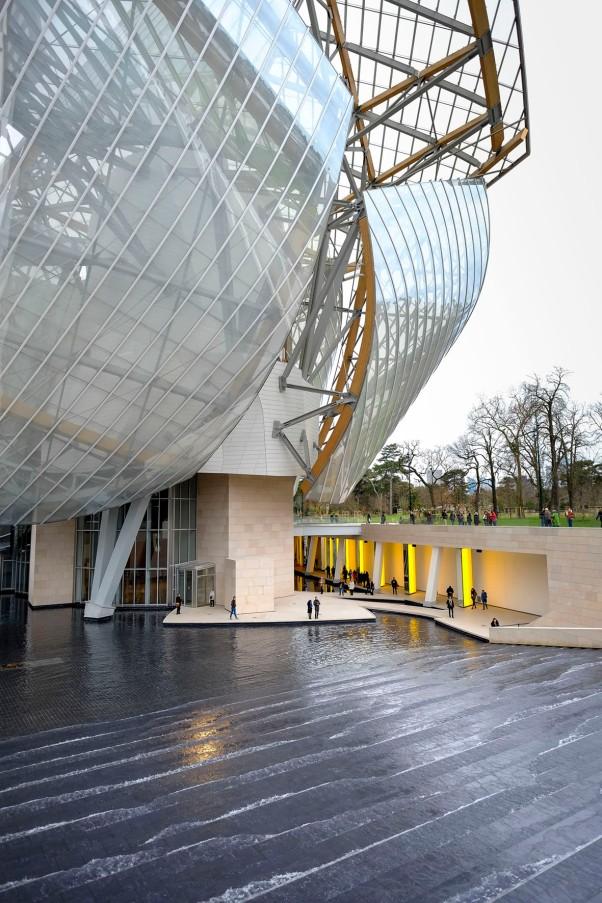 Fondation Luis Vuitton © Michael Kneffel
