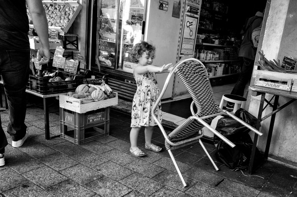 Nizza im August © Michael Kneffel