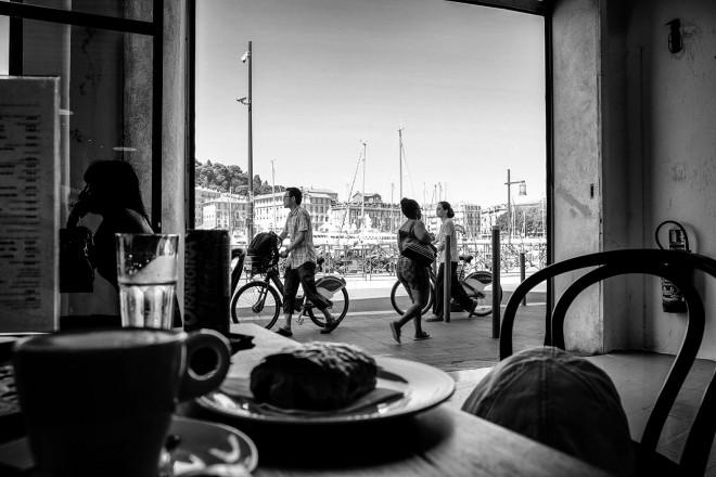 Nizza im August © Michael Kneffel