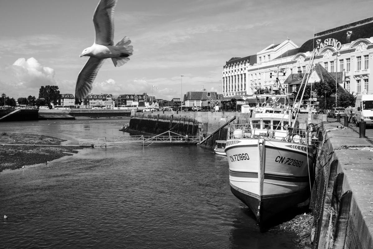 Trouville-sur-Mer im Juli 2016 © Michael Kneffel