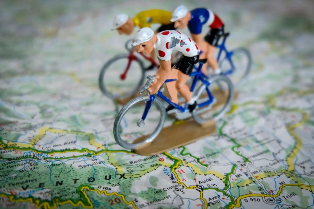 La Tour de France © Michael Kneffel