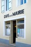 Café in La Chaume © Michael Kneffel