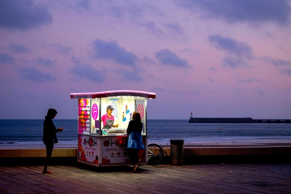 letzte Eiskäufer © Michael Kneffel