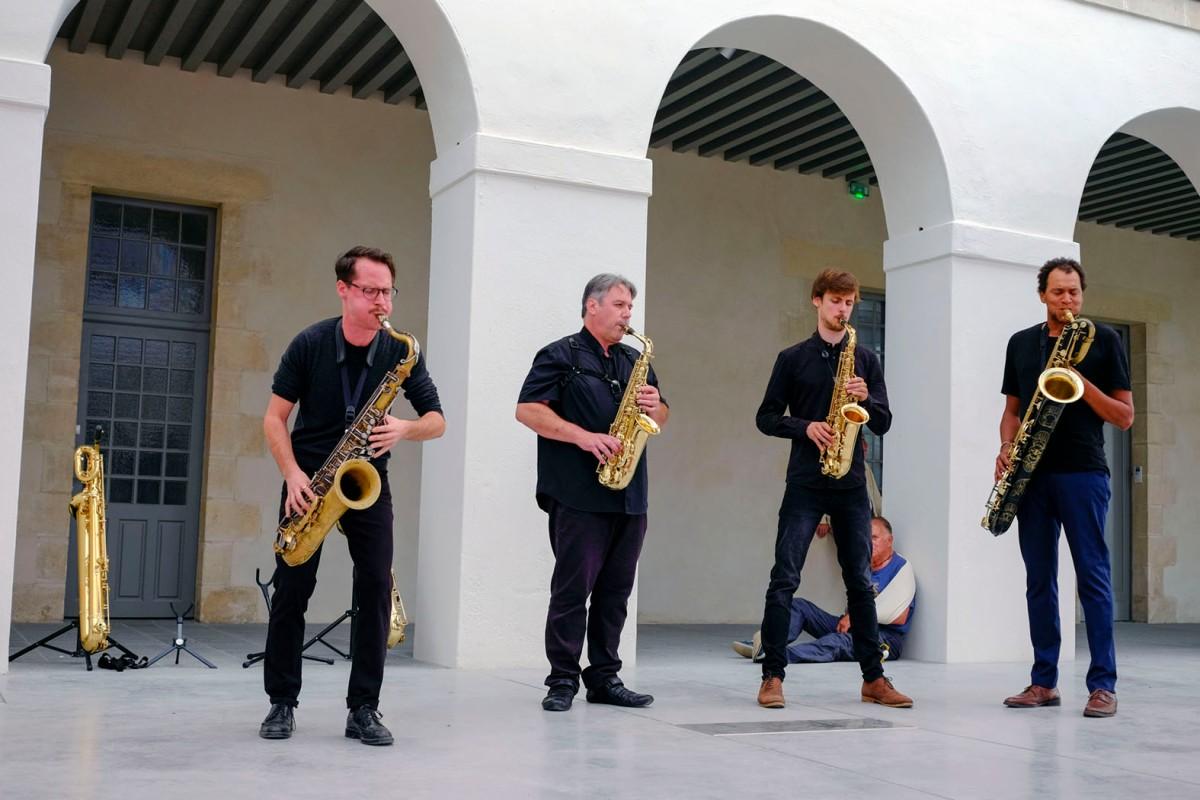 Quatuor Machaut © Michael Kneffel